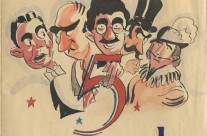 '5 Moods Of The Theatre' by The Palladium Theatre (April 1943)
