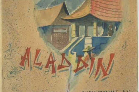 'Aladdin' A Christmas Pantomime by The Little Theatre Selarang, Changi POW Camp (Dec 1943)