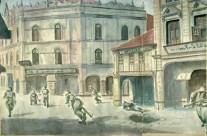 Street Fighting In Kuala Lumpur, Malaya (Jan 1942)