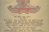 Gunners' Coat of Arms