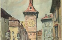 The Zytglogge clock tower, Bern, Switzerland.