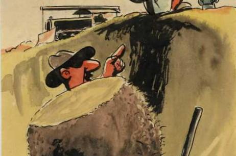 """The Empire Builders"" No.3  'I'm Telling You Bert…' (1945)"