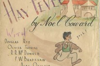 'Hay Fever' by The Little Theatre, Changi P.O.W. Camp (Jan 1944)