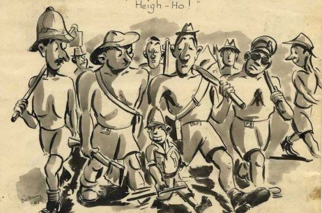 'Heigh – Ho!' (It's Off To Work We Go) (1945)