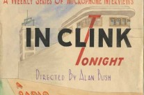 'In The Clink Tonight' at Forestry Courtyard, Changi Gaol POW Camp (date unknown)