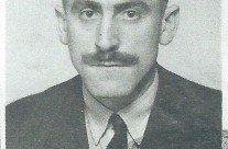 Lt Dann Photo From His National Identity Card (Circa 1946)