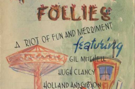 'Midsummer Follies' at The Palladium Theatre, Changi P.O.W. Camp, Singapore (June 1943)