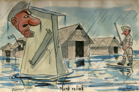 'Next Relief' Towner Road POW Camp (1942)