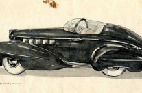 Buick Chassis Orininal Design for Richardson (June 1944)