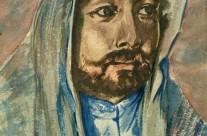 Portrait of Arab 1