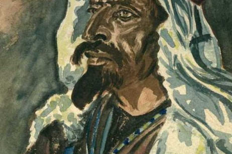Portrait Of Arab 2 (1942)