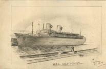 USS West Point, Singapore (1942)