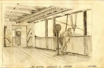 On board 'Empress of Canada' (Oct 1941)