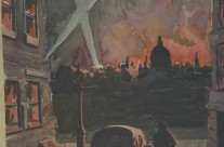 The Fire of London, September 1940, The Blitz