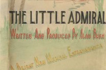 'The Little Admiral'  by The Palladium Theatre, Changi P.O.W. Camp (Aug 1943)