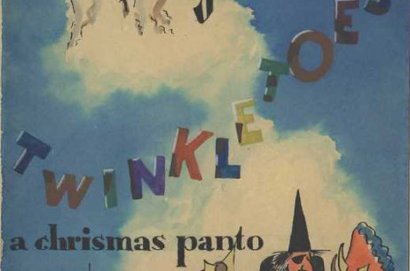 'Twinkletoes' A Christmas Pantomime by The Playhouse Theatre at Changi P.O.W Camp (Dec 1944)