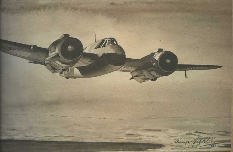 Aircraft - Beaufighter
