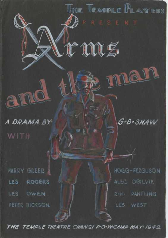 Arms & The Man