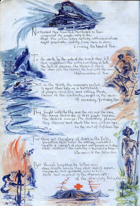Illustrated poem
