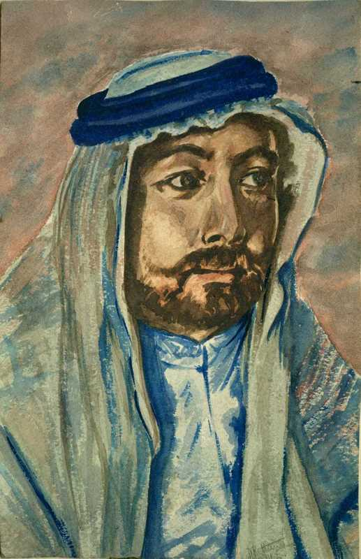 Portraits - Arab 1